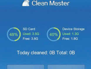 App review: Clean Master for Android