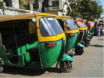 The Bharat Bandh also affected the city commuters. They are facing hardships as a section of auto-rickshaws and taxis remained off the road in support of the two-day nationwide strike.