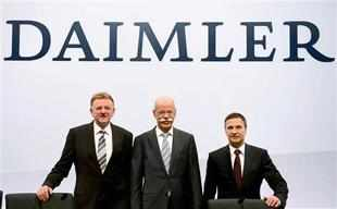 German truck manufacturer Daimler, in the back of its huge sales of heavy duty commercial vehicles, will bring 17 new truck models under 'BharatBenz' brand in the country by 2014.
