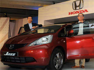 Japanese carmaker Honda will stop production and selling of its premium hatchback Jazz in India from next month till the introduction of a new generation of the model early next year. (Pic: BCCL)