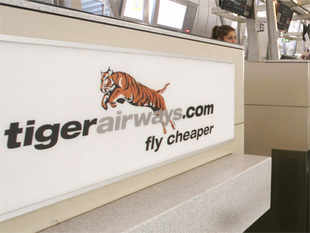 Tiger Airways' commercial director Kaneswaran Avili said that the airlines hopes to forge alliances with domestic carriers in couple of months. (Pic by Reuters)