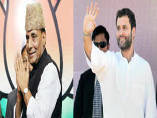Rahul Gandhi vs Rajnath Singh: Road ahead for Congress and BJP under their new leaders