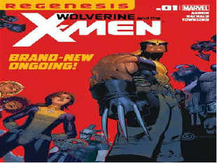 The iconic X-Men superheroes may soon spring out of comic books and become a reality! Genetic experiments will create a superior race within 30 years, giving rise to super-humans like the X-Men by 2045, UK scientists claim.