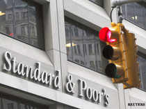 Global ratings major Standard & Poor's (S&P), which has threatened to downgrade the country's sovereign rating to junk, today said it sees economic growth improving to 6.4 per cent next fiscal.