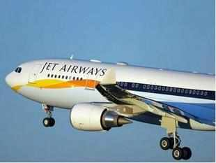Shares of Jet Airways today tanked more than 4 per cent, eroding Rs 197 crore from its market capitalisation.