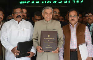 Rail Budget 2013: No roll back of supplementary charges hike, says Pawan Kumar Bansal