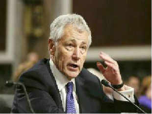 "Former Republican senator Chuck Hagel has been confirmed as the new US Defence Secretary by the Senate, in the midst of a controversy over his remarks that India ""financed problems"" for Pakistan in Afghanistan."