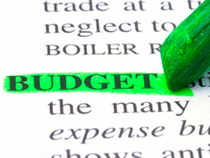 The downtrend seen in the market in the past one month suggests that traders are bracing for the budget with low expectations.