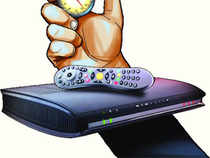 The import duty on set top boxes, mandatory post the government's digitization plan, has been increased from the present 5% to 10%.