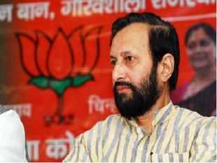 "BJP today hit out at the Centre for failing to control inflation and price rise and on corruption, alleging that its ""wrong"" policies have affected the country's growth rate and left its economy in a ""mess""."