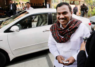 2G case: BJP wants Raja to be called as witness before Joint Parliamentary Committee