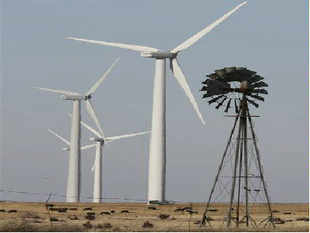 The Ministry of New and Renewable Energy has set a target of generating 15,000 Mega Watt of wind power during the 12th Plan period.