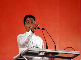 MNS chief Raj Thackeray challenged Union agriculture minister Sharad Pawar for an open debate on issues facing farmers in Maharashtra.
