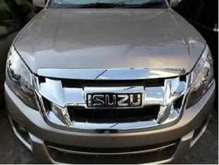 Japanese utility vehicle maker Isuzu Motors plans to make SUVs in India