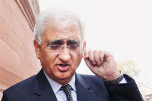 Salman Khurshid to host lunch for Pakistan Prime Minister Raja Pervez Ashraf