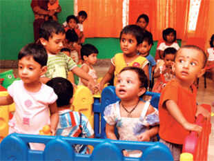 In the past few years, Faridabad has seen mushrooming of scores of small pre-schools. Seeing business potential, not only local ones, but nationally known franchisees have also opened up in the region.