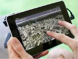 CyberMedia Research India, that reviews tablet market, said that more than 1 mn tablets were sold in the quarter ended December 2012.