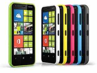 With the Lumia 620, Nokia is aiming to bring Windows Phone 8 devices to a wider audience. For under Rs 15k, you get a 3.8-inch display.