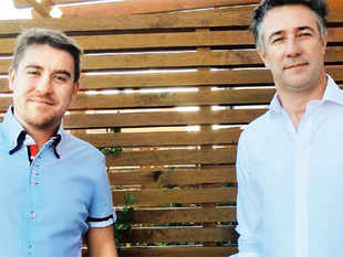 Juan Christmann and Renato Lopes