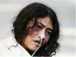 Activist Irom Sharmila Chanu, who has been on fast for more than 12 years, was re-arrested by state police, officials said.