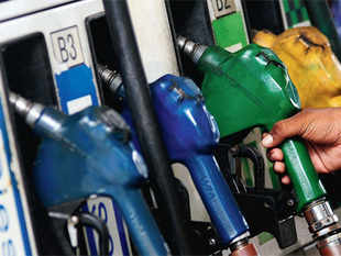 Petrol becomes cheaper by Rs 2.40 per litre