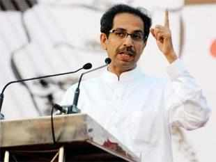 Uddhav Thackeray promises to build the memorial to the revolutionary-politician and Hindutva ideologue if his party comes to power in Maharashtra