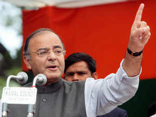 Jaitley said it was for the people to decide whether the UPA government had held the country's head high or dwarfed it.