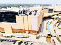 India's 'largest mall' has opened in Kochi as retail giants are raring to go in Kerala.