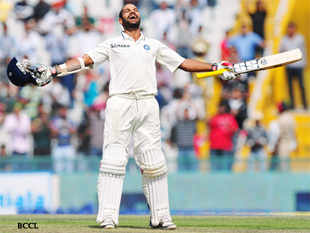 Shikhar Dhawan's maiden ton may have shut door on Virender Sehwag