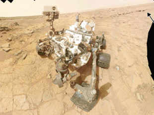 NASA's Mars rover Curiosity has gone on a precautionary 'standby mode' after a software glitch hit the robot over the weekend, scientists say