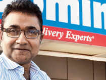 Domino's pizza comes with a 30-minute guarantee from the time an order is placed. If the time taken to deliver the pizza is more than 30 minutes, the pie comes free if it costs under Rs 300. And in case it costs more than that amount, the company subtracts Rs 300 from the bill