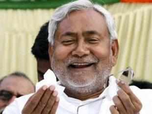At a massive Delhi rally, Bihar chief minister Nitish Kumar boasted of the state's major achievements after he assumed power, and proclaimed a Bihar model of development for others to follow.