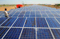 NTPC commissions its first solar power plant at Dadri