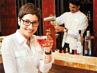 Diageo India marketing director Zanita Kajiji is betting big on the premium segment of vodka.