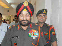 Army chief General Bikram Singh is pushing hard for speedy modernization of the 1.13m force, especially the fighting arms of infantry, artillery & mechanized forces.