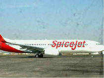 SpiceJet has overtaken Air India as the third largest domestic carrier in the month of February, flying a fifth of the total Indian passengers on the back of its 'Big Sale' scheme offering million air tickets at Rs 2,013, apiece