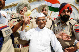 Anna Hazare embarks on 'second freedom struggle', launches 'Janatantra Yatra' from Punjab