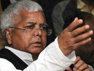The Centre itself is bankrupt. Nitish has actually failed to deliver on his promises and assurances, says Lalu.