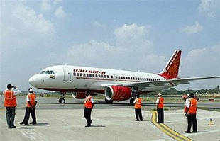 The first two months of this year saw 100.2 lakh people flying in India, down 3.6% from the figure of almost 104 lakh in January and Feb, 2012.