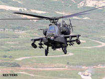 The Army has been eyeing the Apache helicopters for which the final commercial negotiations are now underway between MoD and Boeing.