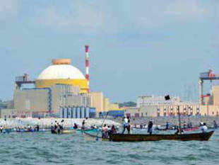 Kudankulam Nuclear Power Project (KNPP) in Tamil Nadu, which has been hit by protests, will start power production within this month, Union Minister V Narayanasamy said today.
