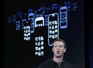 Unveiling its new 'Home' Android Operating System, Facebook on Thursday also introduced the messaging feature 'Chatheads'.