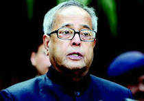 Pranab has cleared all mercy plea files on his table with speed. He cleared execution of 13 persons, including Ajmal Kasab and Mohammad Afzal, in his 8-month tenure.