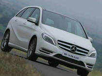 Daimler AG says its mainstay Mercedes-Benz luxury brand recorded the best monthly sales figures in its history in March
