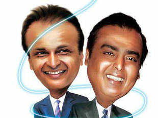 Mukesh Ambani bought into Anil Ambani's optic fibre network because he knew exactly what he was going after — after all, he was instrumental in setting it up!