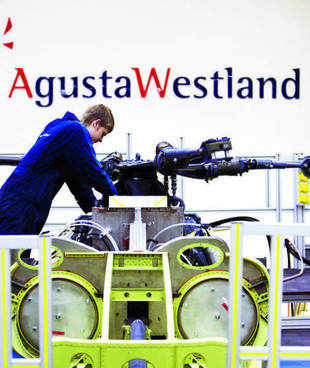 Notwithstanding the prospect of being blacklisted over the VVIP chopper scam, Anglo-Italian firm AgustaWestland has submitted its bid for two military tenders to supply helicopters to the Navy and the Coast Guard.
