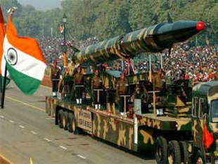 The medium range nuclear capable Agni-II missile was on Sunday successfully test-fired with a strike range of more than 2,000 km from the Wheeler Island off Odisha coast.