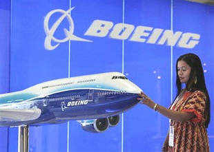 Boeing made the announcement a day after rival Airbus broke ground for a $600 million airplane factory in Alabama, which it says will create 1,000 jobs.