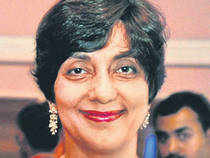 Sanyal, a fan of Iron Lady Margaret Thatcher, shot into fame when she filed nomination papers to contest against Deora, son of Congress politician and former minister of Petroleum Murli Deora.