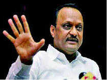 Ajit Pawar built his political persona over the past two decades positioning himself as the exact opposite of his uncle, Sharad Pawar.